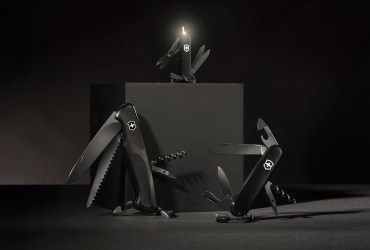 Victorinox Onyx Black Collection: Flawless Functionality with Timeless Elegance