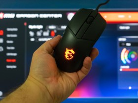 MSI Mouse Clutch GM41 Lightweight Review: comfort, elegance and speed