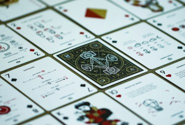 Photo Editing Cheat Sheet Playing Cards: the poker deck for photographers