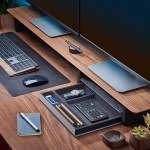 Organize your workspace with style and handcraft quality with Grovemade