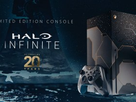 Xbox Series X Halo Infinite Limited Edition is a customization masterpiece from Microsoft