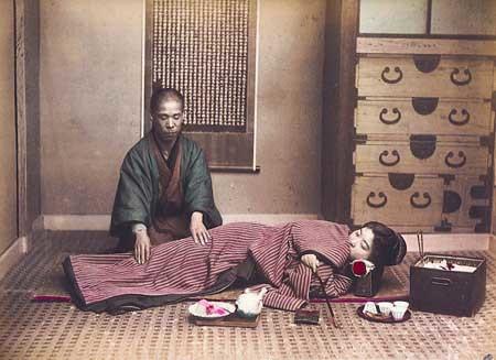 shiatsu et tradition