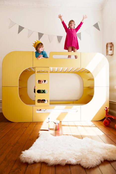 Io Bunk Pod Io Kids Design