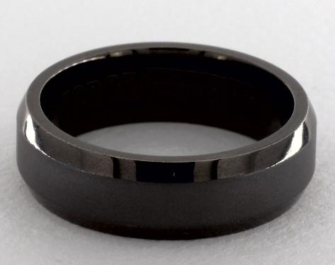 Wedding Rings Mens Alternative Metals Tantalum 7mm