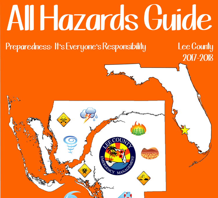 Lee County All Hazards Guide 2017-2018