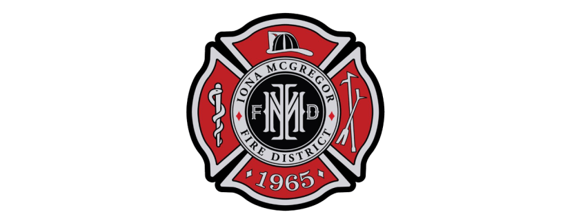 Iona McGregor Fire District Logo