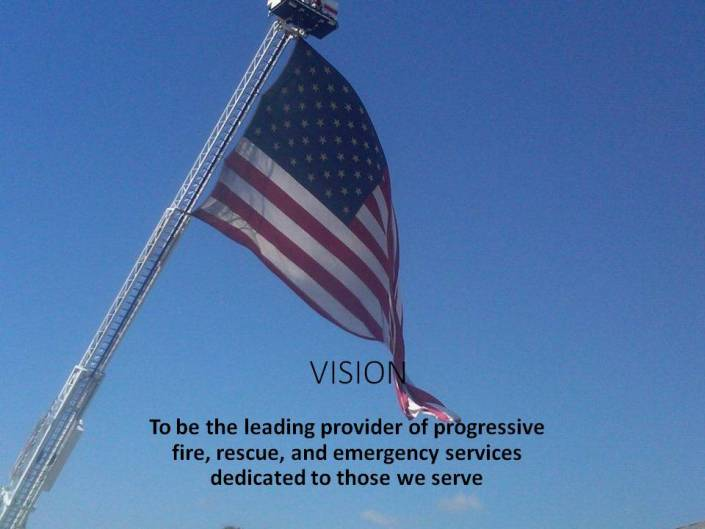 American Flag | Vision