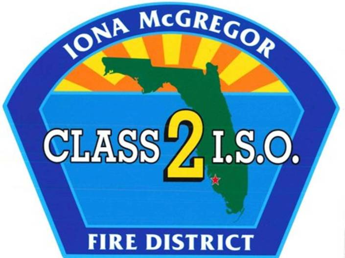 Iona McGregor Fire District Award | Class 2 ISO