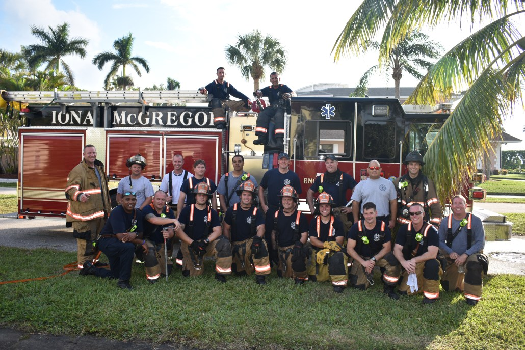 Iona McGregor Fire District Firefighters