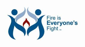 Fire is Everyone's Fight Logo