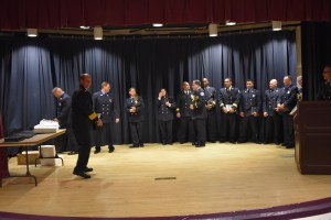 Tuesday evening May 15th, Iona McGregor Fire District recognized several of our own for their dedication, years of service and achievement