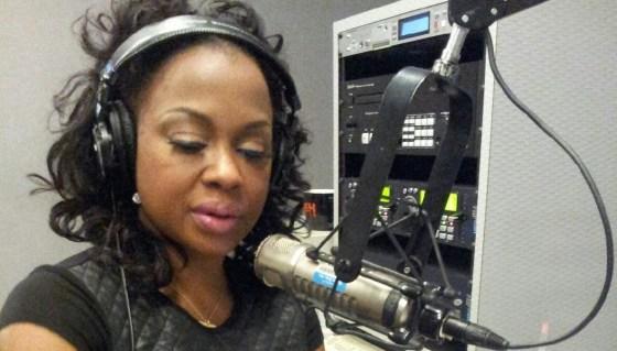 Phaedra Parks Discusses Apollo Nida & Kenya Moore's