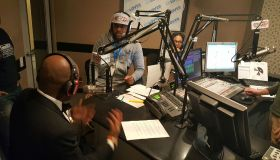 Jermaine Dupri Visits The Ed Lover Show