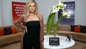 Khloe Kardashian Kicks Off KYBELLA Movement At Allergan Event
