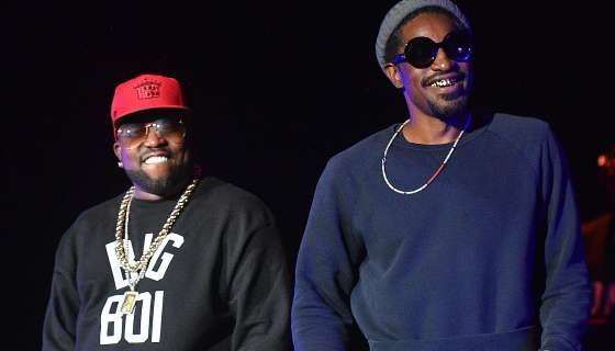 Outkast, Goodie Mob, & More Perform At Dungeon Family ...