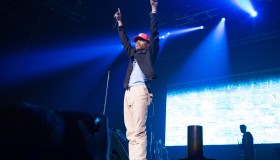Chance the Rapper Performs At Le Zenith In Paris