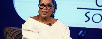 Oprah Winfrey Inspires South African Young Women