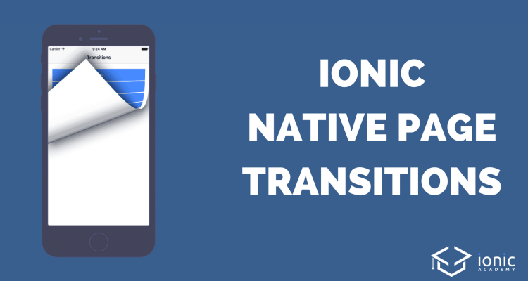 ionic-native-page-transitions