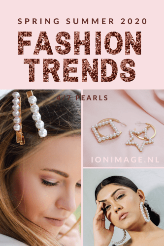 SS20 Fashion Trends: Pearls