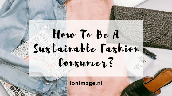 How to be a sustainable fashion consumer? Advice from industry experts