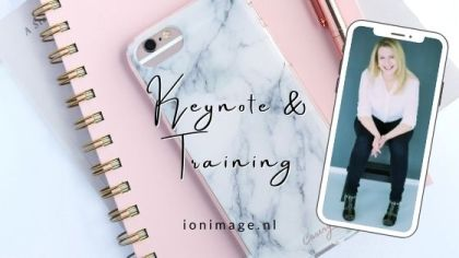 Image & Style Keynotes for events and Training for companies