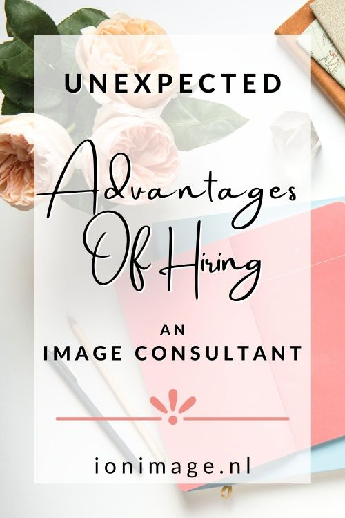 Unexpected Advantages Of Hiring An Image Consultant That Will Surprise You PINTEREST