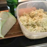 Bester Krautsalat der Welt - Rezept