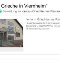 Bester Grieche in Viernheim - TripAdvisor