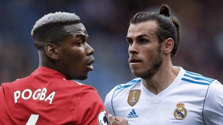 Real Madrid Ingin Barter Gareth Bale Dengan Paul Pogba?