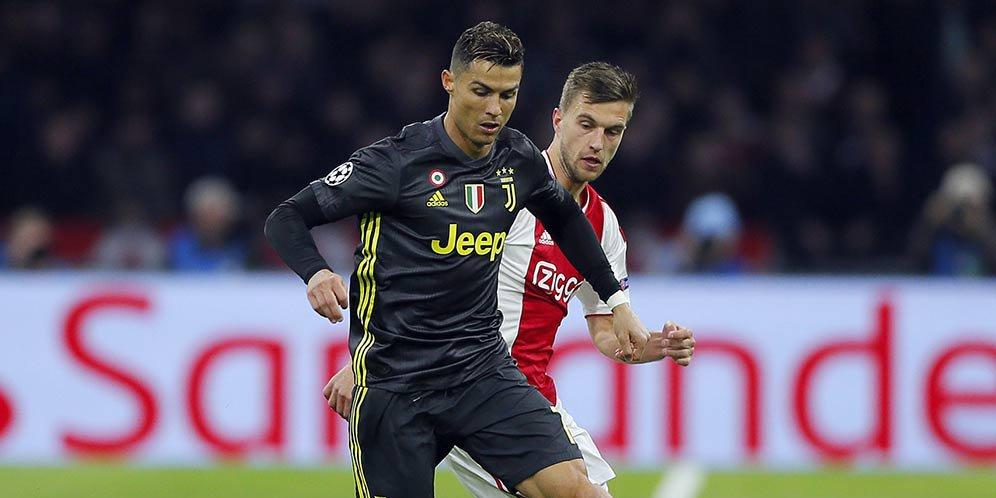 Allegri Beri Pujian Bagi Cristiano Ronaldo