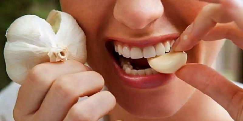 Cegah Jika Yang Kelebihan Konsumsi Bawang Putih