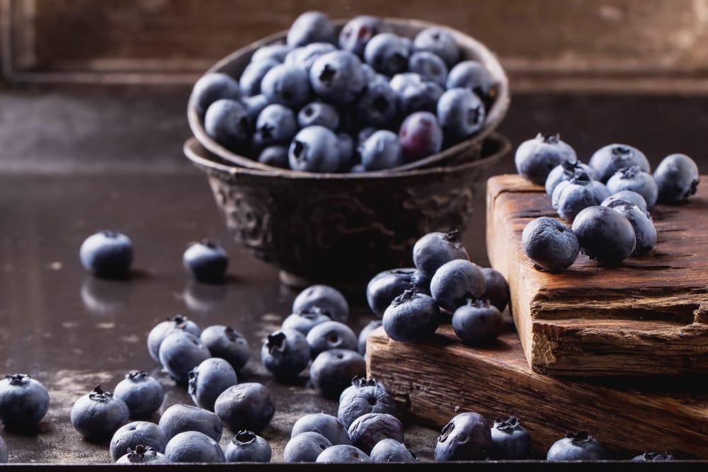 Khasiat Dari Buah Blueberry Bikin Kulit Dan Rambut Sehat