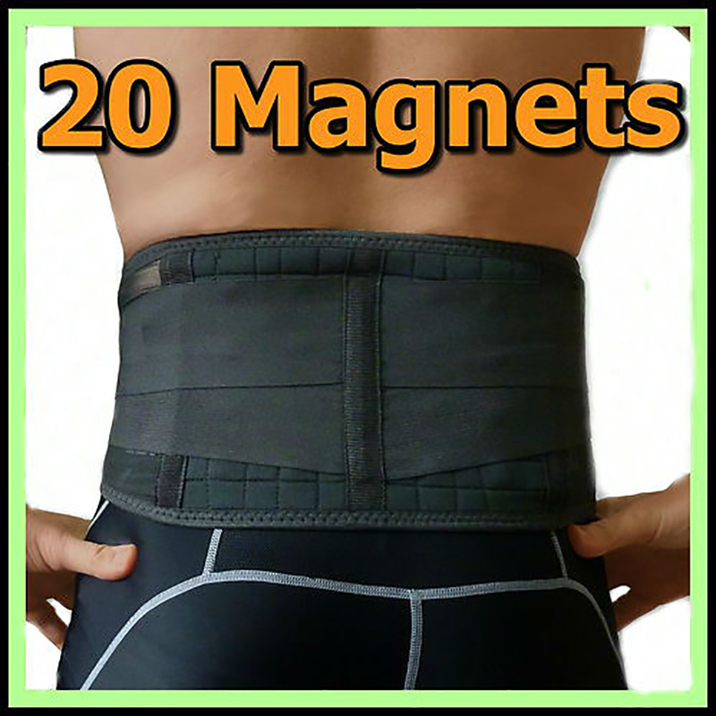 20 Magnets Therapy for Back