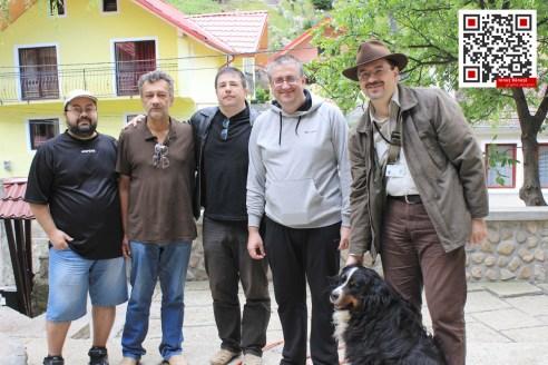 Ionut Banuta, Mircea Liviu Goga, Eugen Lenghel, Dan Dobos, Florin Patea si Rolex