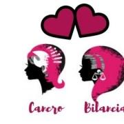 cancro e bilancia