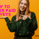 How to answer paid surveys