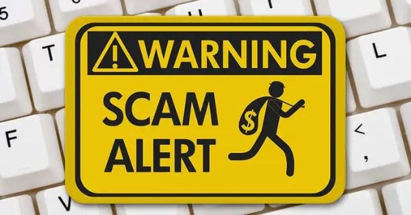 IOpenUSA scam alert post
