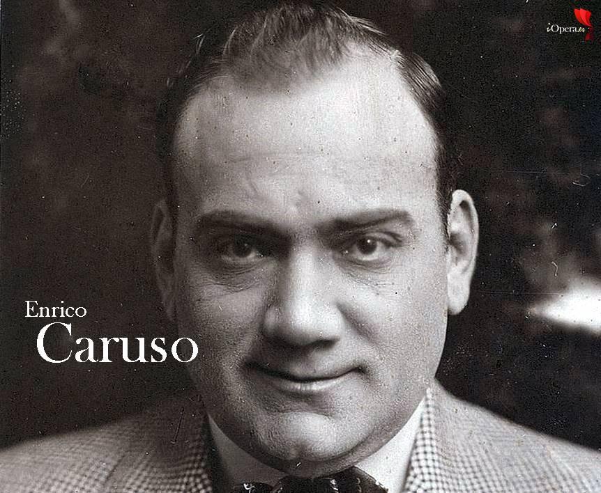 Resultado de imagen para Fotos de Enrico Caruso