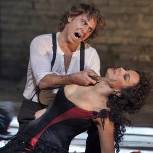 Garanča y Alagna en Carmen