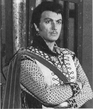 Franco Corelli como Don Alvaro
