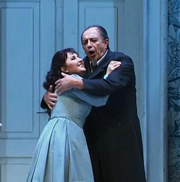 Mosuc y Nucci en Rigoletto