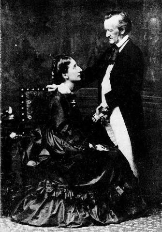 Cosima y Wagner