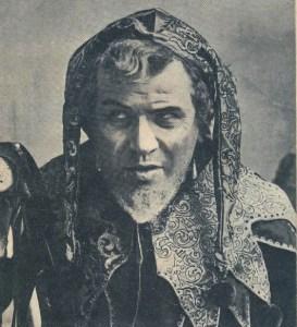 Titta Ruffo en el papel protagonista