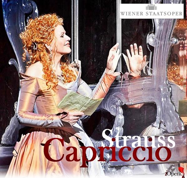 Capriccio  Strauss Fleming Viena iopera