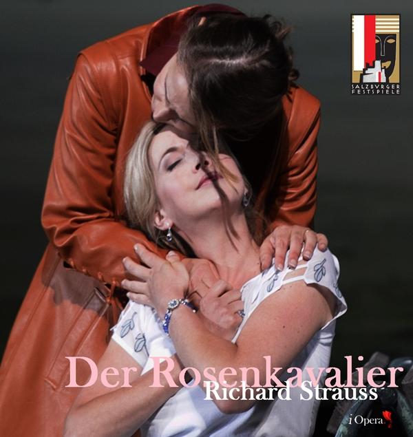 Rosenkavalier Strauss Sophie koch salzburgo 2014