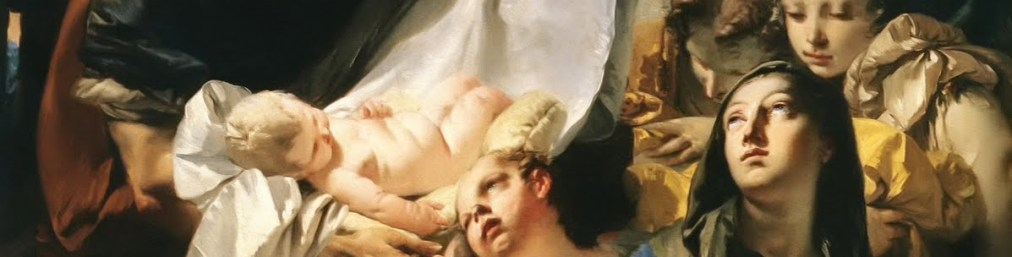 NACIMIENTO DE XTO.-Giovanni Tiepolo.-BARROCO.-1732