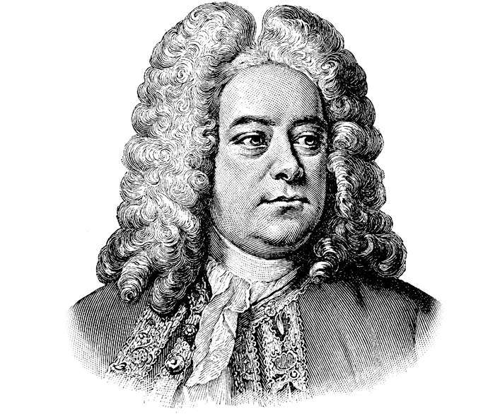 Georg Friedrich Haendel iopera