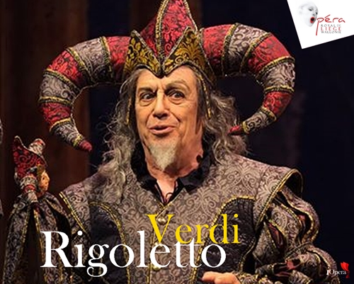 Verdi Rigoletto Leo Nucci Lieja Desiree Rancatore vídeo
