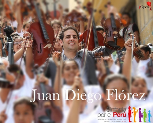 Sinfonia por el peru juan diego florez concierto viena