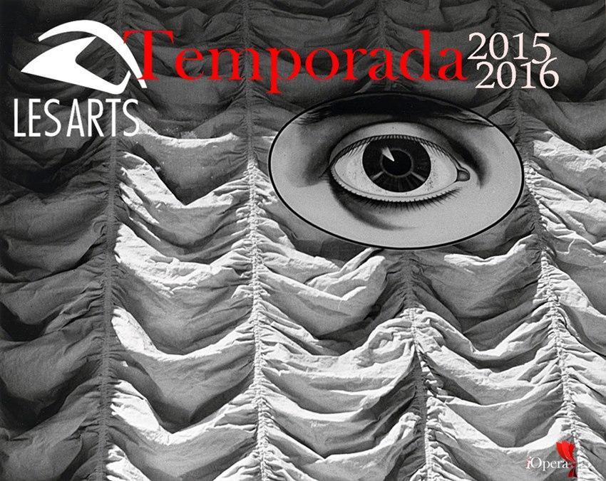 les arts temporada 2015 2016 iopera